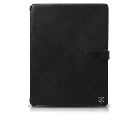 ZENUS 'Prestige' Classic Business Portfolio Series - Black для iPad 4/3