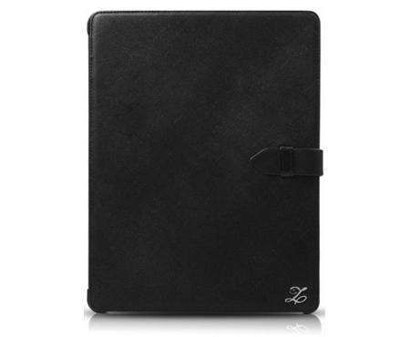 ZENUS 'Prestige' Classic Business Portfolio Series - Black для iPad 4/3