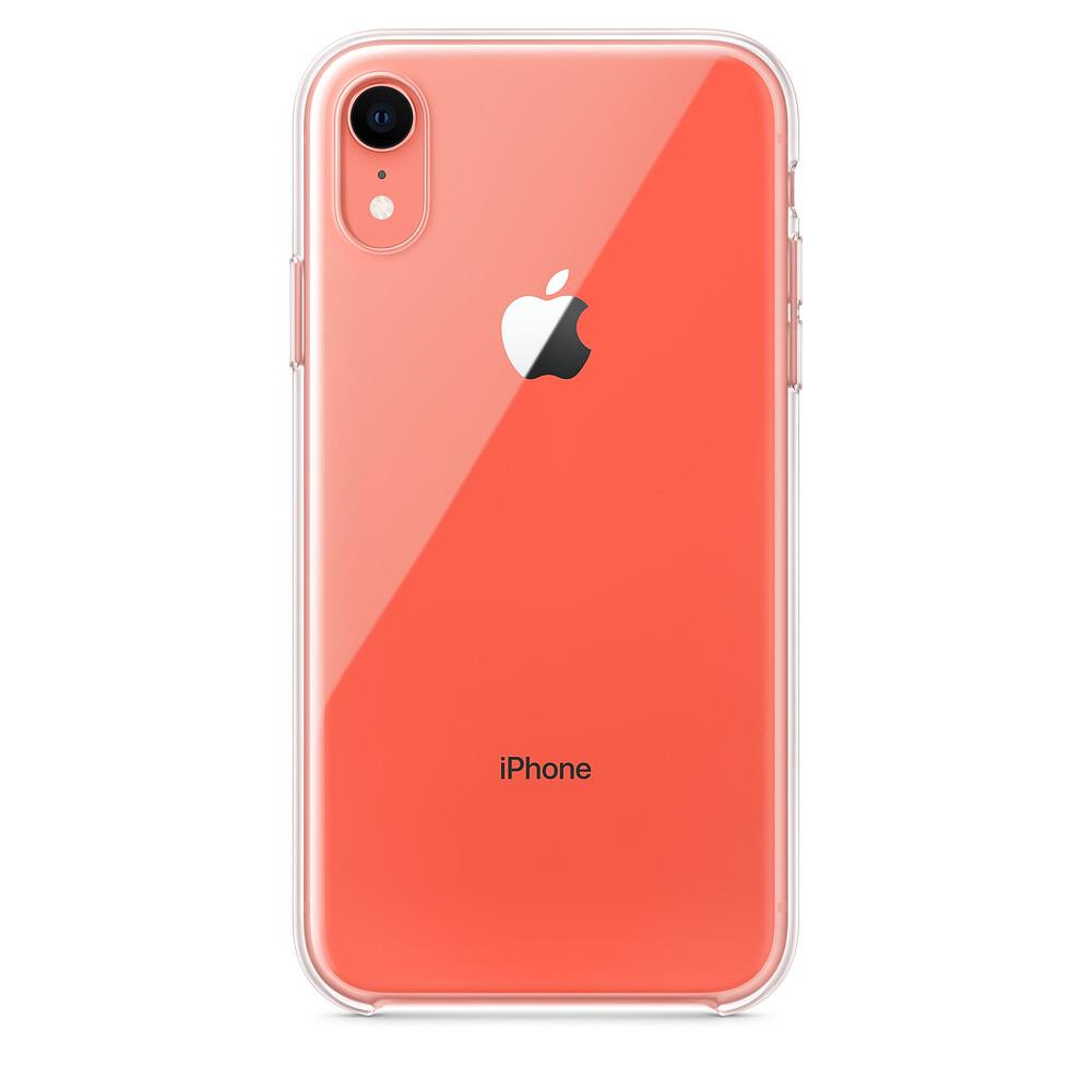Чехол oneLounge Clear Case для iPhone XR OEM (MRW62)