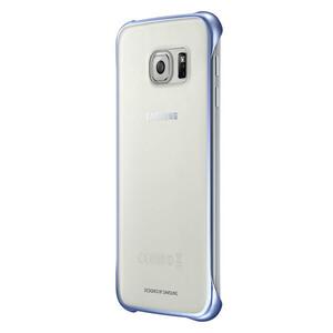 Купить Чехол Samsung Clear Cover Blue для Samsung Galaxy S6