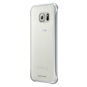 Купить Чехол Samsung Clear Cover Silver для Samsung Galaxy S6