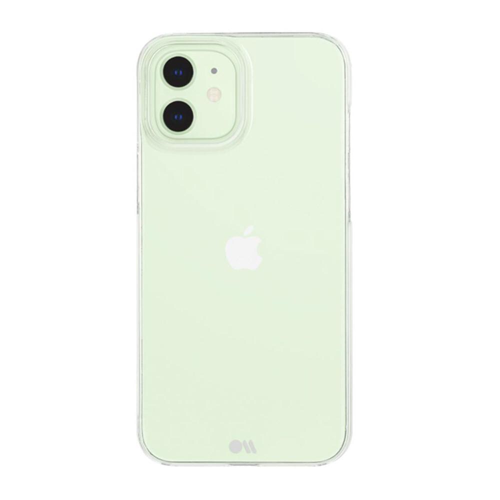 Прозрачный чехол Case-Mate Barely There Clear для iPhone 12 mini