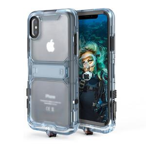 Купить Водонепроницаемый противоударный чехол CORNMI Protection для iPhone X/XS