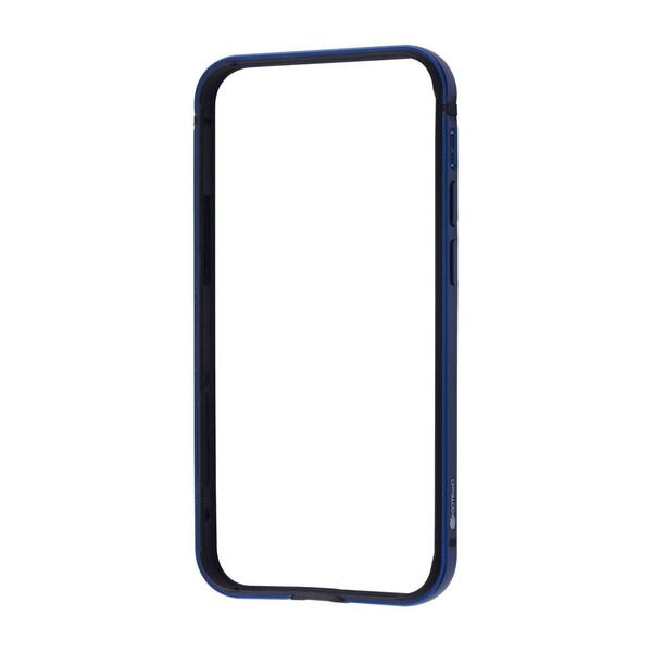 Чехол-бампер COTEetCI Aluminum Bumper Dark Blue для iPhone 12 | 12 Pro