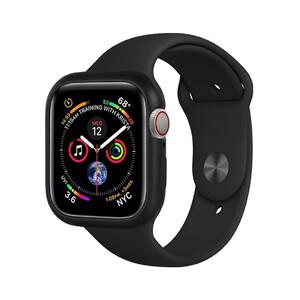 Купить Чехол COTEetCI Aluminum Magnet Black для Apple Watch 44mm Series 5/4