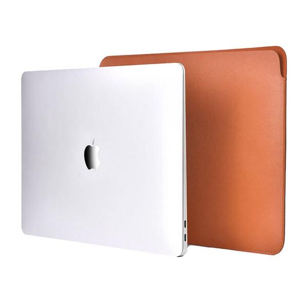 "Чехол-карман COTEetCI Leather Liner Bag для MacBook Air 13"" (2018-2020) | Pro 13"" (2016-2020) Brown"