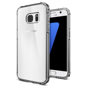 Купить Чехол Spigen Crystal Shell Dark Crystal для Samsung Galaxy S7