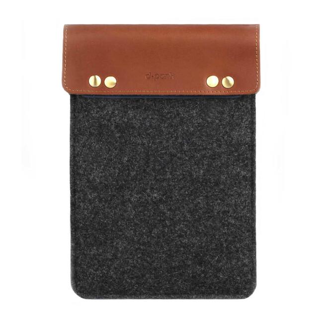 "Чехол d-park Cancers Dark Gray/Coffee для iPad Pro 9.7""/Air 2/Air"
