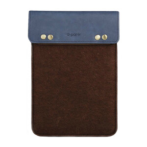 "Купить Чехол d-park Cancers Red Copper/Dark Blue для iPad Pro 9.7""/Air 2/Air/9.7"" (2017)"