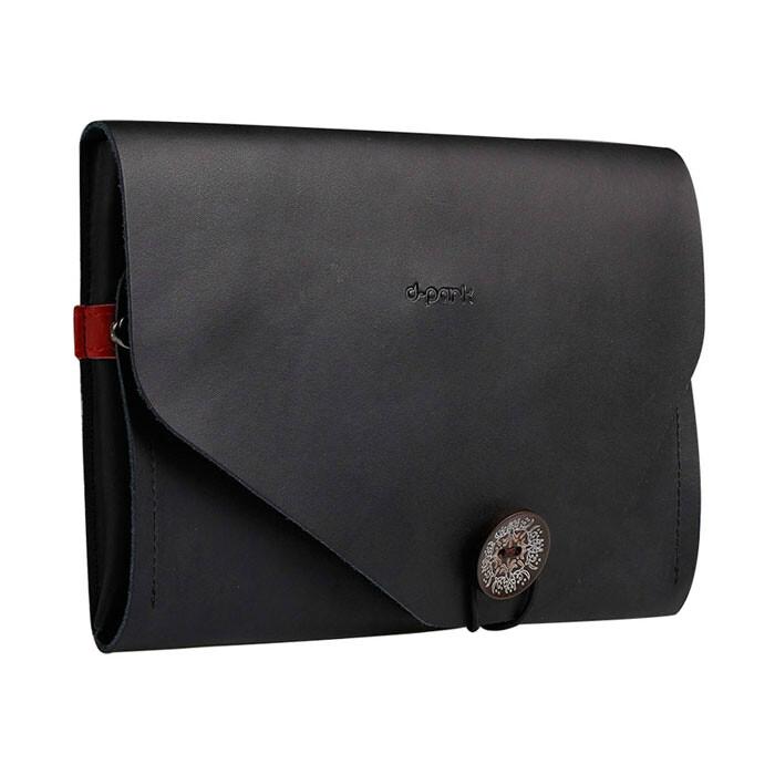 """Чехол-сумка d-park Envelope Black для iPad Pro 9.7""""/Air 2/Air/9.7"""" (2017/2018)"""
