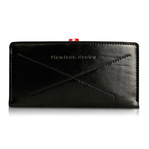 Купить Кожаный черный чехол-карман d-park Handmade Sleeve для iPhone 6/6s/7
