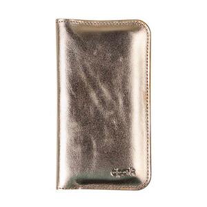 Купить Кожаный чехол d-park Hippocampus Gold для iPhone 6/6s/7/8