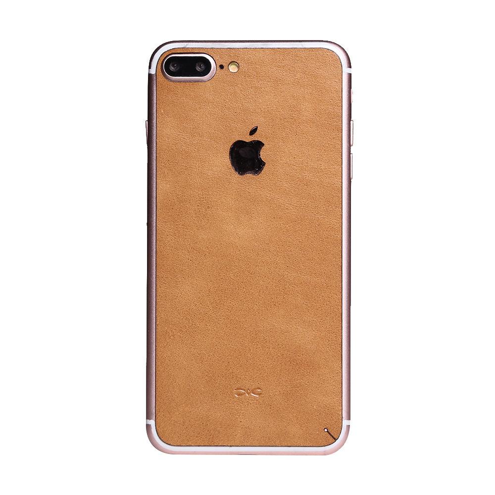 Купить Кожаная наклейка на заднюю панель d-park Leather Skin Sticker для iPhone 7 Plus   8 Plus