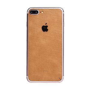 Купить Кожаная наклейка на заднюю панель d-park Leather Skin Sticker для iPhone 7 Plus/8 Plus