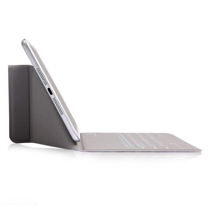 """Ультратонкий чехол-клавиатура d-park Slimkeys 4mm Black для iPad Pro 9.7""""/Air 2/Air/9.7"""" (2017/2018)"""
