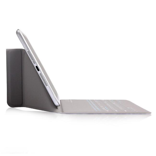 """Ультратонкий чехол-клавиатура d-park Slimkeys 4mm Black для iPad Pro 9.7""""/Air 2/Air"""