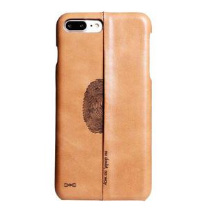 Купить Кожаный чехол d-park Vintage Vertical для iPhone 7 Plus/8 Plus