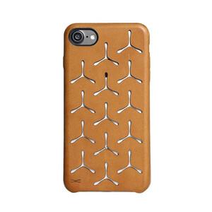 Купить Чехол из натуральной кожи d-park Vintage Boomerang для iPhone 7