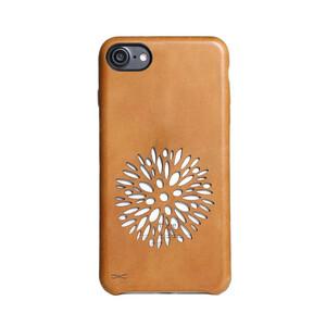 Купить Чехол из натуральной кожи d-park Vintage Dandelion для iPhone 7
