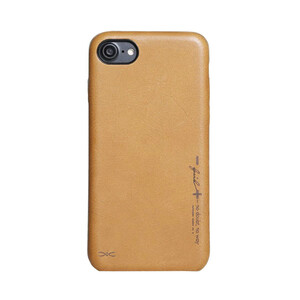 Купить Чехол из натуральной кожи d-park Vintage No Pattern для iPhone 7