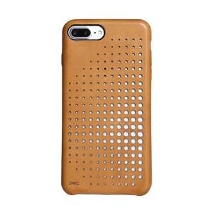 Купить Чехол из натуральной кожи d-park Vintage Spots для iPhone 7 Plus