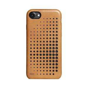 Купить Чехол из натуральной кожи d-park Vintage Spots для iPhone 7