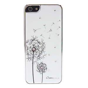 Купить Чехол Dandelion SWAROVSKI для iPhone 5/5S/SE