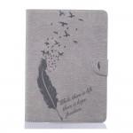 Чехол Dandelion для iPad 2/3/4 Серый