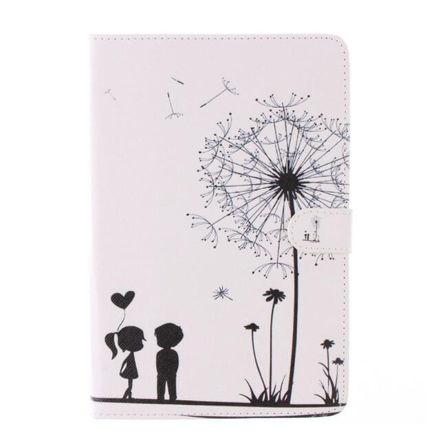 Белый чехол Dandelion для iPad mini 1/2/3