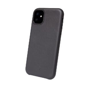 Купить Кожаный чехол Decoded Back Cover Black для iPhone 11