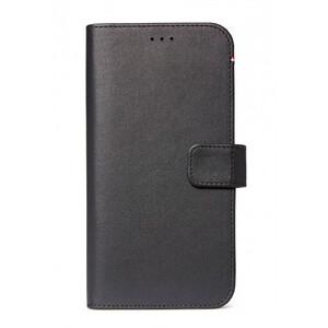 Купить Кожаный чехол-книжка Decoded Detach Wallet Black для iPhone 11