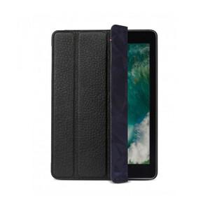 """Купить Кожаный чехол-книжка Decoded Slim Cover Black для iPad 9.7"""" (2017/2018)"""