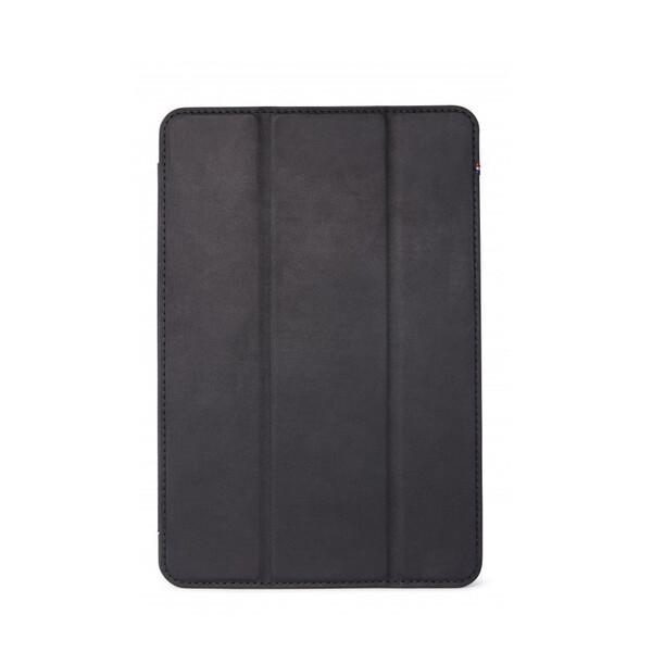 Кожаный чехол Decoded Slim Cover Black для iPad mini 5 | 4