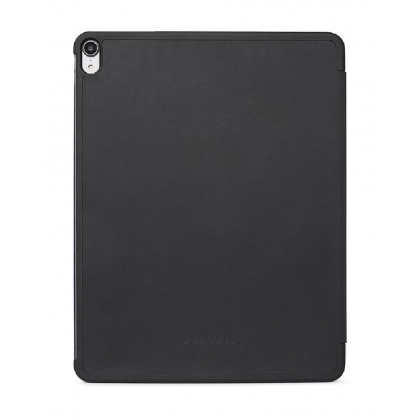 "Кожаный чехол Decoded Slim Cover Black для iPad Pro 12,9"" (2018)"