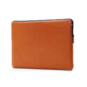 "Купить Кожаный чехол-сумка Decoded Slim Sleeve Brown для MacBook 12""/Air 11"""