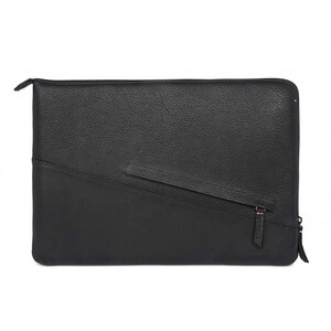 "Купить Кожаный чехол-сумка Decoded Slim Sleeve Black для MacBook Pro 13"" Retina/MacBook Pro 13"" with Touch Bar (2016/2017/2018)"