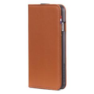 Купить Кожаный чехол-книжка Decoded Wallet Case Brown для iPhone 8/7/6s/6