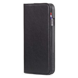 Купить Кожаный чехол-книжка Decoded Wallet Case Black для iPhone 8/7/6s/6