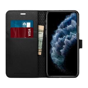 Купить Чехол-книжка Spigen Wallet S Black для iPhone 11 Pro