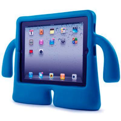 Детский чехол iGuy Blue для iPad 2   3   4