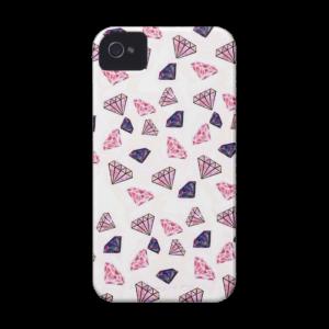 Купить Чехол BartCase Diamonds для iPhone 4/4S
