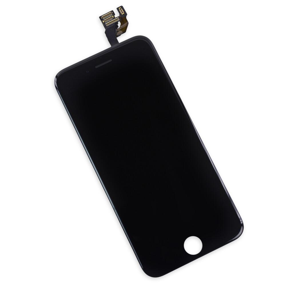 Черный LCD дисплей для iPhone 6