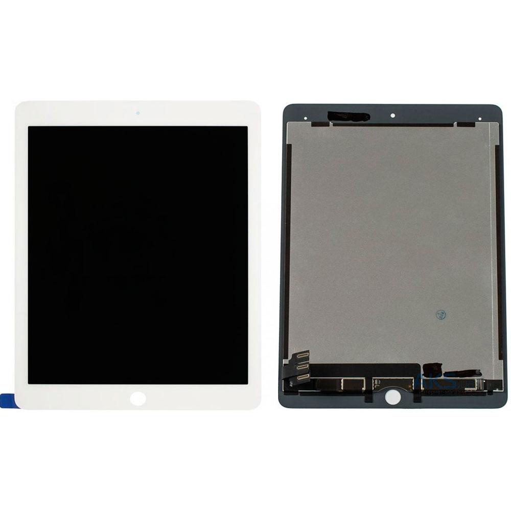 """Купить Дисплей с тачскрином (белый, оригинал) для iPad Pro 9.7"""""""