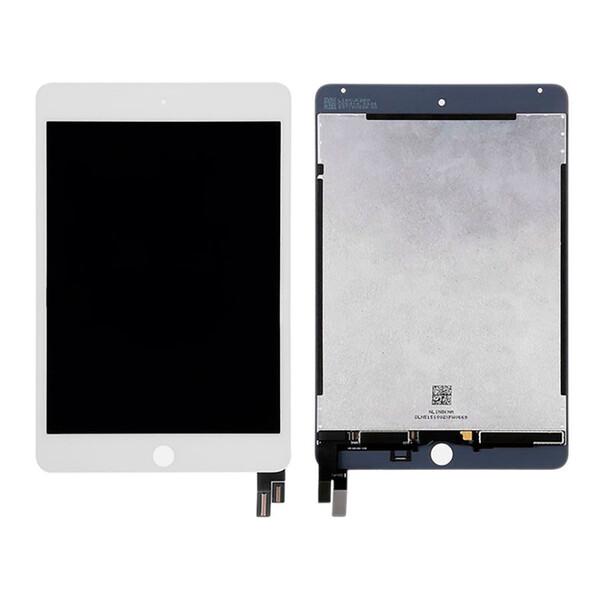 Дисплей с тачскрином (белый, оригинал) для iPad mini 4