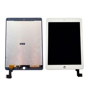 Купить Дисплей с тачскрином (белый, оригинал) для iPad Air 2
