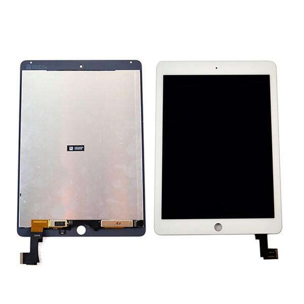 Дисплей с тачскрином (белый, оригинал) для iPad Air 2