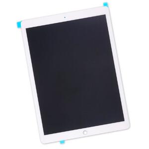 """Купить Дисплей с тачскрином (белый, оригинал) для iPad Pro 12.9"""" (2015)"""