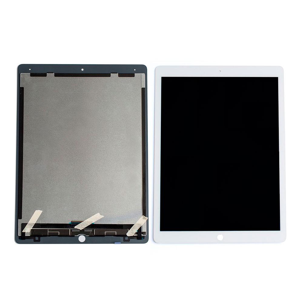 """Купить Дисплей с тачскрином (белый, оригинал) для iPad Pro 12.9"""" (2017)"""