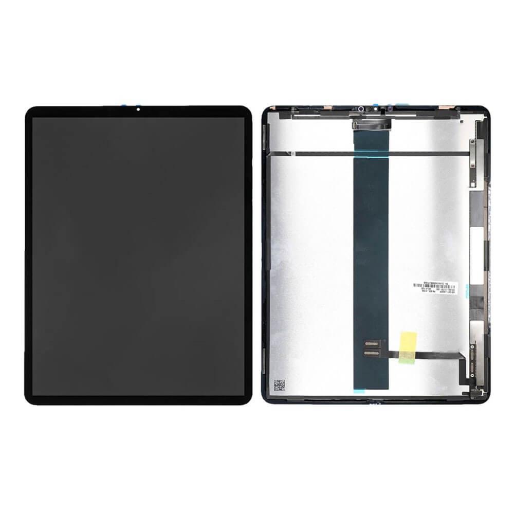 """Купить Дисплей с тачскрином (черный, оригинал) для iPad Pro 12.9"""" (2020)"""