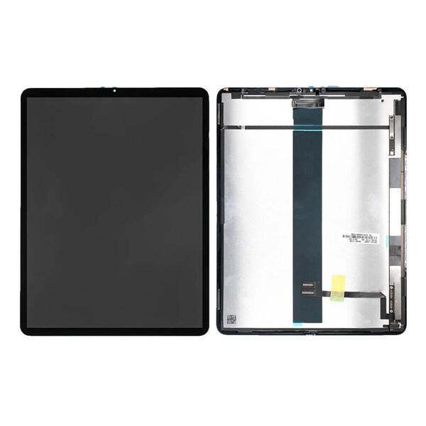 """Дисплей с тачскрином (черный, оригинал) для iPad Pro 12.9"""" (2020)"""